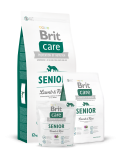 Brit Care Dog Senior Lamb & Rice 2x 12kg