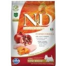 N&D GF Pumpkin DOG Adult Mini Chicken&Pomegranate 2,5 kg