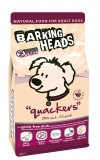 BARKING HEADS Quackers GRAIN FREE 2 kg