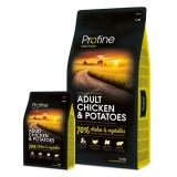 Profine dog Adult Chicken & Potatoes 3 kg