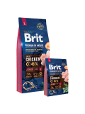 Brit Premium Dog by Nature Junior L 3 kg