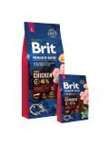 Brit Premium Dog by Nature Adult L 2x15kg
