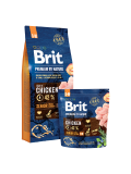 Brit Premium by Nature Senior S+M 3 kg