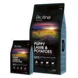 Profine Dog Puppy Lamb & Potatoes 15 kg + 3 kg ZDARMA
