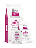 Brit Care Dog Junior Large Breed Lamb & Rice 1kg