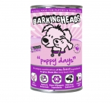 BARKING HEADS Puppy Days konzerva 400g