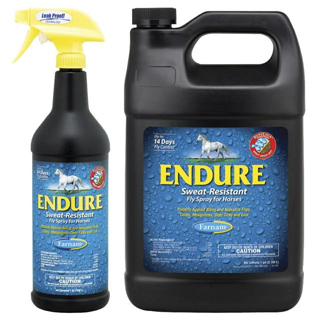 Farnam Endure Sweat-resistant Fly 946ml