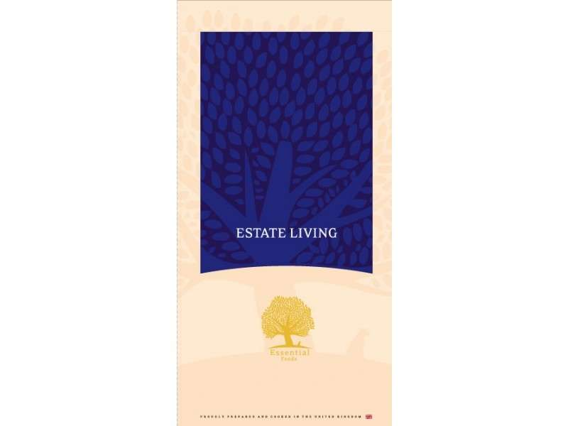 Essential Estate living 2x 12,5kg