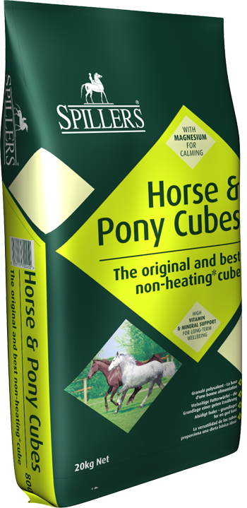 Spillers Horse and pony cubes 20kg
