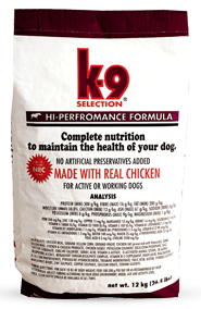 K-9 Selection HI Performance 2x 20kg