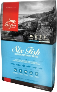 Orijen Dog Six Fish 6kg