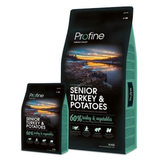 Profine Senior Turkey & Potato 3 kg