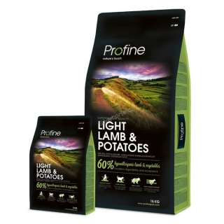 Profine Dog Light Lamb & Potatoes 3 kg