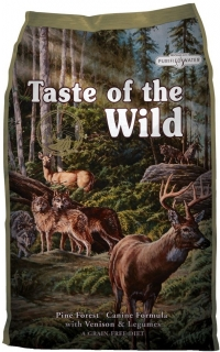 Taste of the wild Pine Forest 2x 13kg