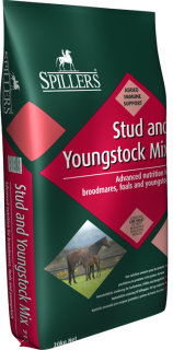 Spillers stud and youngstock mix 20kg