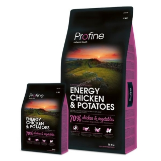 Profine Dog Energy Chicken & Potatoes 15 kg