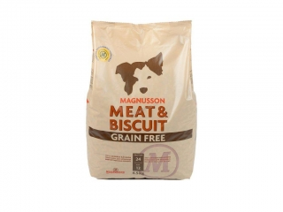 Magnusson Meat & Biscuit GRAIN FREE 4,5 kg