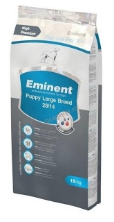 Eminent Dog Puppy Large 15kg +2kg zdarma