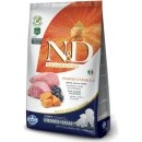 N&D GF Pumpkin DOG Puppy M/L Lamb & Blueberry 2,5 kg