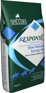 Spillers Response Slow release energy mix 20kg