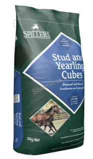 Spillers Stud and Yearling Cubes 20kg